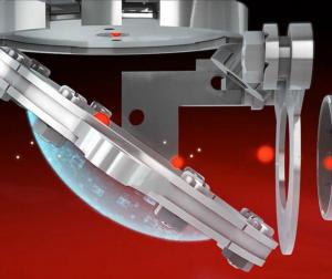Mass spectrometer - ICP-MS