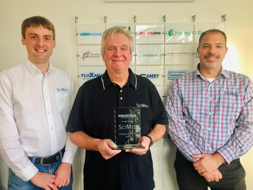 SciMed Awarded Company of the Year 2020